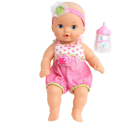 Beautiful 13 Waterbabies Giggly Wiggly Doll Giggles When