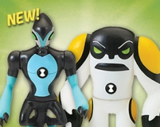 Ben 10 Alien Creation Figures