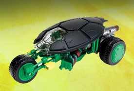 TMNT Ninja Stealth Bike