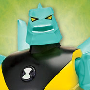 Ben 10 Giant Diamondhead