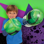 TMNT Ninja Turtle Training Hands
