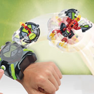 Ben 10 Omni-Launch Battle Figures Set 1