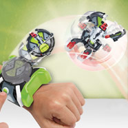 Ben 10 Omni-Launch Battle Figures Set 2