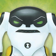 Ben 10 Power Up Cannonbolt
