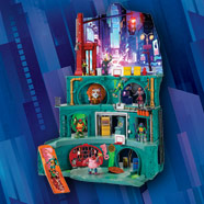 ROTMNT Epic Sewer Lair Playset