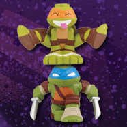 TMNT Stackables Mystery Figures Series 1