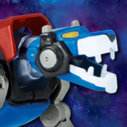 Voltron Metal Defender Blue Lion