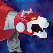 Voltron Metal Defender Red Lion
