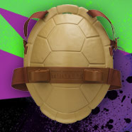 TMNT Deluxe Turtle Shell