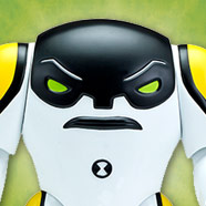 Ben 10 Giant Cannonbolt
