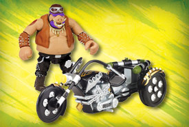 TMNT Movie 2016 Warthog Trike w/ Bebop